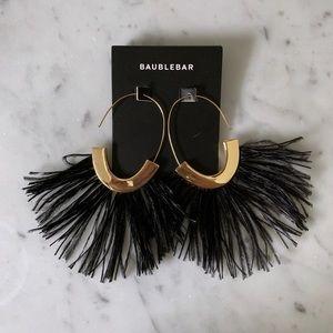 NWT Nyarai Feather Baublebar Earrings